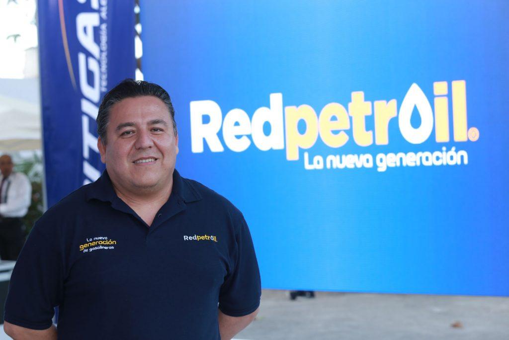 Herberto Gómez, director general de Gasolineras Red Petroil